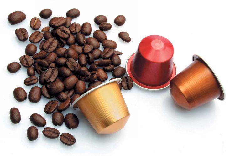 Control del packaging en café.