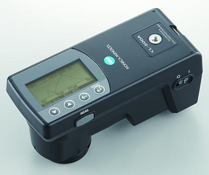 Medidor de iluminancia CL-500A