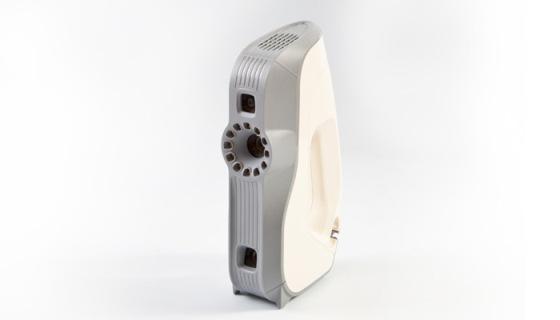 Escáner 3D para ortopedia, medicina estética y nutrición.