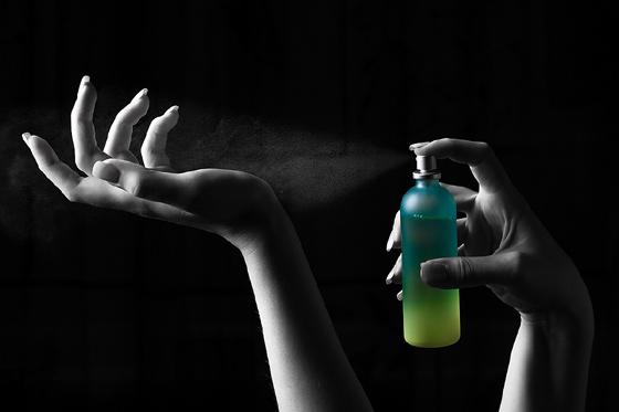 Control de calidad del perfume, medir el color en perfume