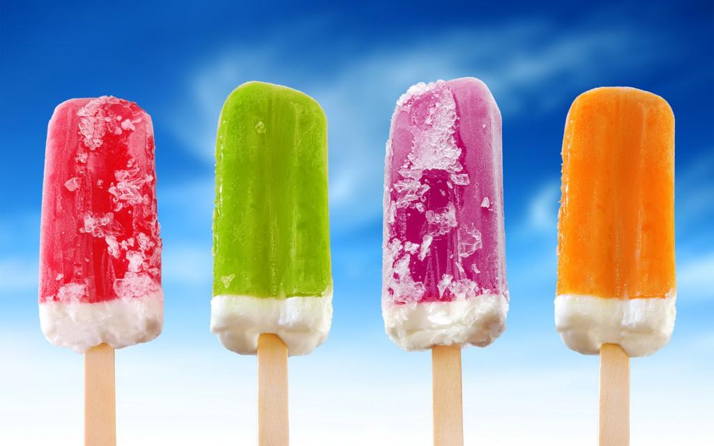 Instrumentos para medir el color en helados y polos.