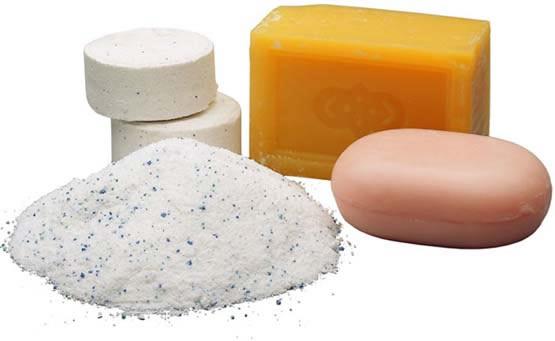 Medir color detergentes