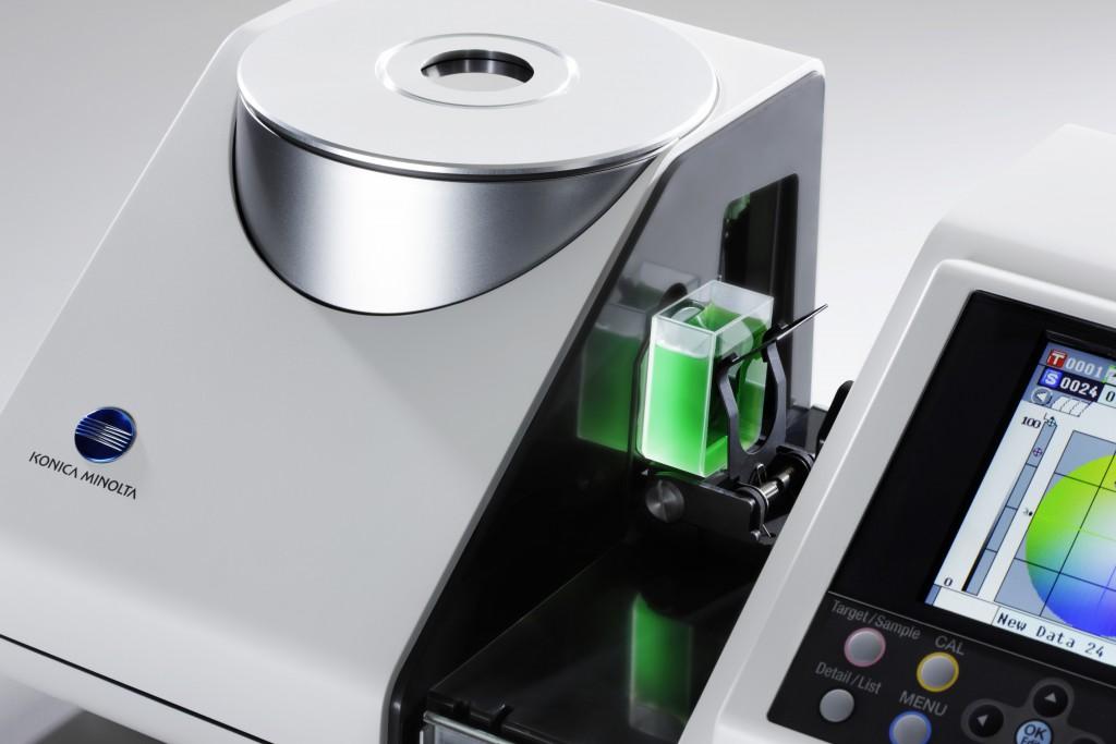 La medición del color en muestras líquidas ya no es un problema.