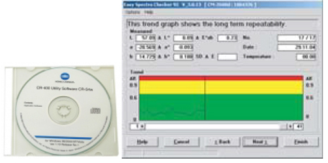 CR-400 utility software