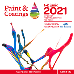 Véanos en https://www.paint-coatings.es/lista-de-expositores/